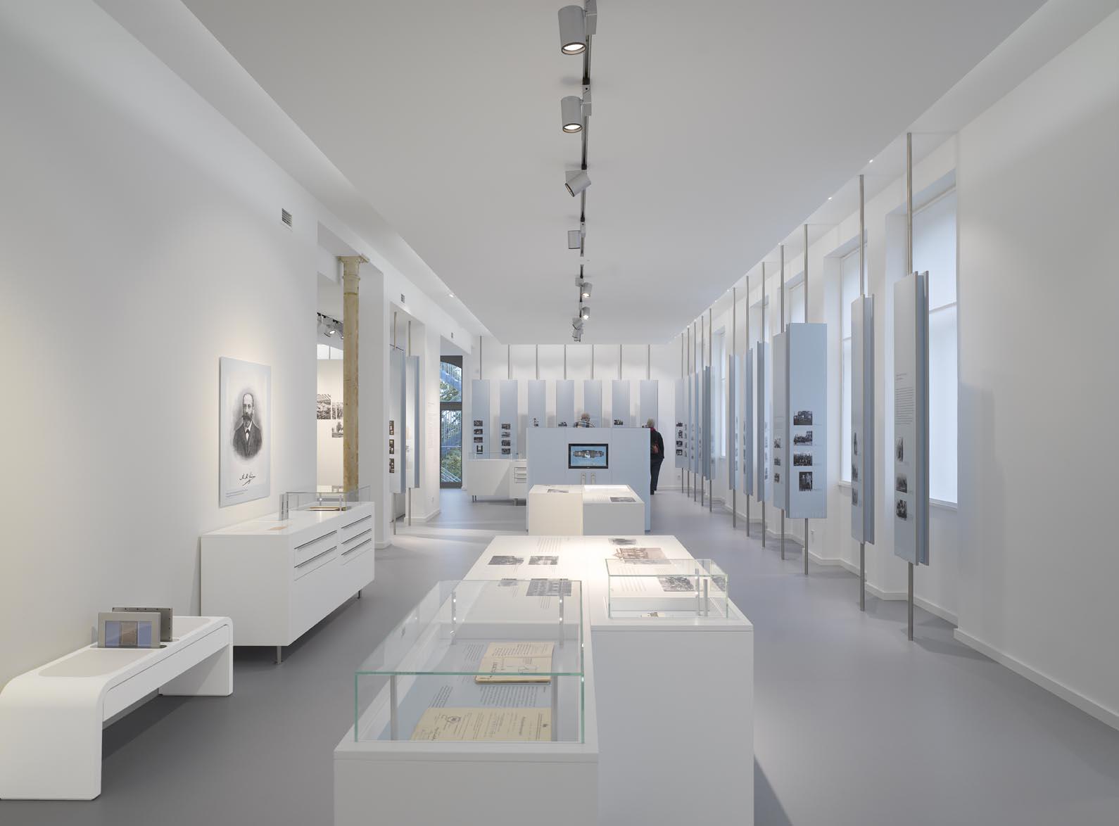 Die Ausstellung der Gedenkstätte Ahlem, 2014