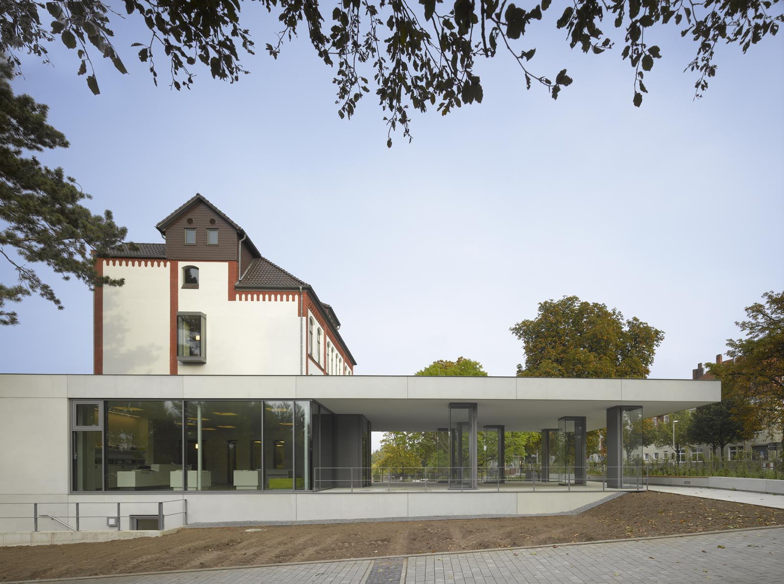 Die Gedenkstätte Ahlem, 2014, Roland Halbe
