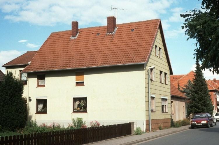 Das Wohnhaus von Alice Jonas in Tündern 2012.  (Foto: Bernhard Gelderblom)