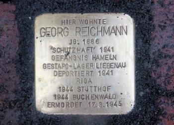 reichmann_stolperstein