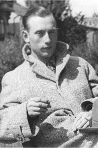 Hans Leo Brumsack, ca. 1938 (Archiv Familie Brumsack)