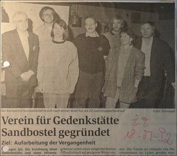 presseartikel-in-der-zevener-zeitung-anlaesslich-der-geuendung-des-vereins-dokumentations-und-gedenkstaette-sandbostel-e-v-archiv-gedenkstaette-lager-sandbostel