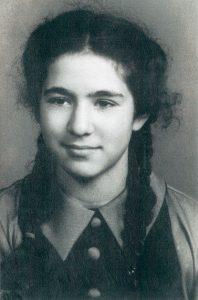 Hilda Stolte, 1942 (Foto: Privatbesitz Edith Nawroth)