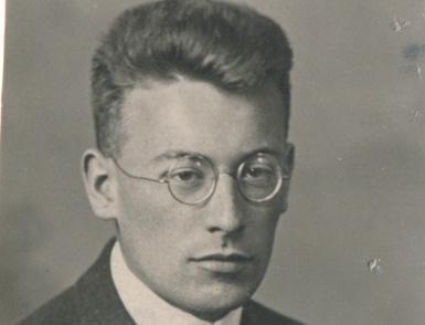 Rudolf Küstermeier. (Sammlung Gedenkstätte Bergen-Belsen)